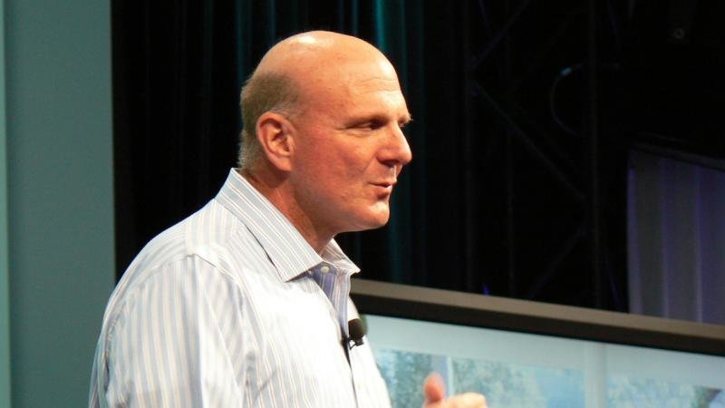 Ballmer's Latest Blunder: No Office For iOS And Android Till 2014