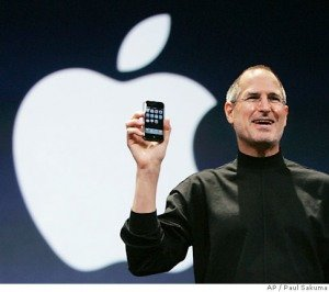 Steve Jobs Announces iPhone